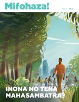 No.1 2018| Inona no Tena Mahasambatra?