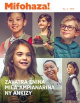 No.2 2019| Zavatra Enina Mila Ampianarina ny Ankizy