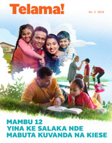 No.2 2018| Mambu 12 Yina Ke Salaka nde Mabuta Kuvanda na Kiese