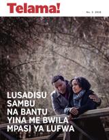 No.3 2018| Lusadisu Sambu na Bantu Yina Me Bwila Mpasi ya Lufwa