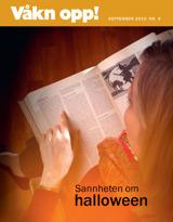 September2013  Sannheten om halloween