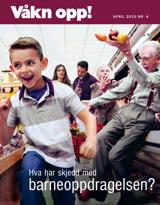 April2015| Hva har skjedd med barneoppdragelsen?