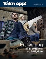 Mai2015| En løsning på hjemløshet og fattigdom