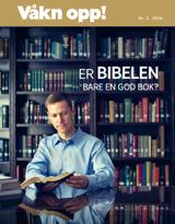 Nr.2 2016| Er Bibelen bare en god bok?
