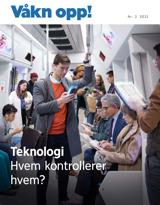Nr.2 2021| Teknologi –hvem kontrollerer hvem?