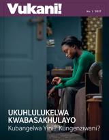 No.1 2017| Ukuhlulukelwa Kwabasakhulayo— Kubangelwa Yini? Kungenziwani?