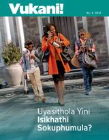 No.4 2017| Uyasithola Yini Isikhathi Sokuphumula?
