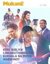 N.°3 2019| Kodi Bibliya lingakuthandizeni kukhala na moyo wabwino?