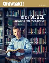 Nr.2 2016| Is de Bijbel gewoon een goed boek?