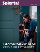Num.1 2017| Teenager cu Depresion—Dicon? YKico Por Yuda Nan?