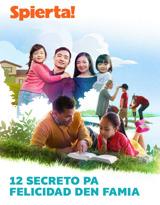 Num.2 2018| 12 Secreto pa Felicidad den Famia