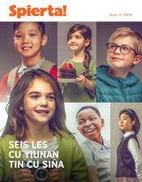 Num.2 2019| Seis Les Cu Yiunan Tin Cu Siña