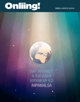 Abril2014| Say Niyamot a Katuaan Nipaakar ed Impamalsa