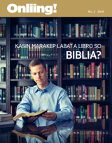 No.2 2016| Kasin Marakep Labat a Libro so Biblia?