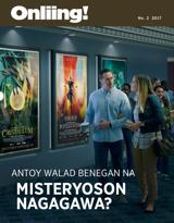 No.2 2017| Antoy Walad Benegan na Misteryoson Nagagawa?