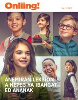 No.2 2019| Anemiran Leksion a Nepeg ya Ibangat ed Ananak
