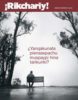 Enero 2015| ¿Yanqakunata piensaspachu muspaypi hina tarikunki?