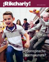 Mayo 2015| ¿Correginachu warmakunata?