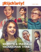 2 kaj  2019| Wawayki 6 imasta yachakunan tiyan