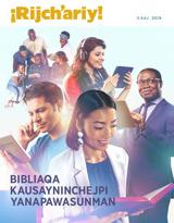 3 kaj  2019| Bibliaqa kausayninchejpi yanapawasunman