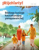 1 kaj  2021  Bibliaqa kusisqa kausakunapaj yanapawanchej