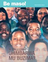 Munyonyo2014| Ni ibiki vyotuma uhimbarwa mu buzima?