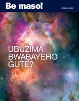 Nzero2015| Ubuzima bwabayeho gute?