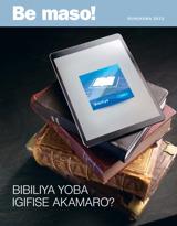 Ruhuhuma2015| Bibiliya yoba igifise akamaro?