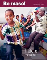 Ndamukiza2015| Indero yaroye he?