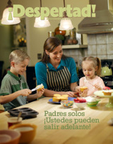 Noviembre de2012| Padres solos, ¡ustedes pueden salir adelante!