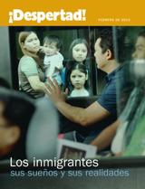 Febrero de2013| Los inmigrantes: sus sueños y sus realidades