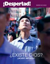 Marzo de2015| ¿Existe Dios? ¿Acaso importa?