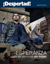 Mayo de2015| Esperanza paralaspersonas sin hogar