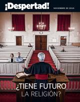 Noviembre de2015| ¿Tiene futuro la religión?
