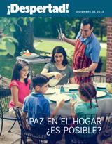 Diciembre de2015| Paz en el hogar, ¿es posible?