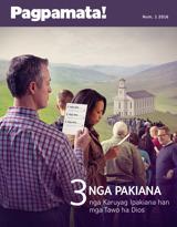 Num.1 2016| 3 nga Pakiana nga Karuyag Ipakiana han mga Tawo ha Dios
