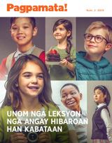 Num.2 2019| Unom nga Leksyon nga Angay Hibaroan han Kabataan