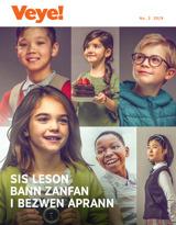 No.2 2019| Sis leson bann zanfan i bezwen aprann