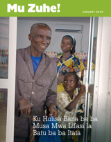 January2013| Ku Hulisa Bana ba ba Musa Mwa Lifasi la Batu ba ba Itata