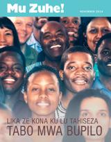 November2014  Lika ze Kona ku lu Tahiseza Tabo Mwa Bupilo