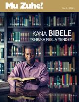 No.2 2016  Kana Bibele ki Buka Feela Yende?