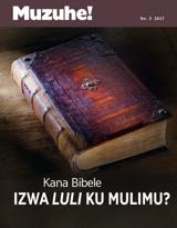 No.3 2017| Kana Bibele Izwa Luli ku Mulimu?