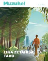 No.1 2018| Lika Zetahisa Tabo