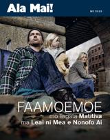 Me2015| Faamoemoe mo Tagata e Matitiva ma Leai ni Mea e Nonofo Ai