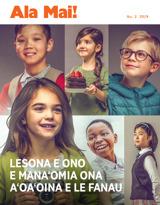 Nu.2 2019| Lesona e Ono e Manaʻomia Ona Aʻoaʻoina e le Fanau