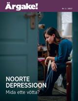 Nr1 / 2017| Noorte depressioon. Mida ette võtta?