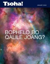 January2015| Bophelo bo Qalile Joang?