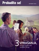 Oktober2015| 3 vprašanja, ki bi jih ljudje radi postavili Bogu
