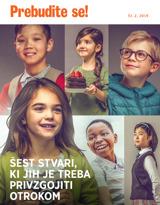 Št.2, 2019| Šest stvari, ki jih je treba privzgojiti otrokom