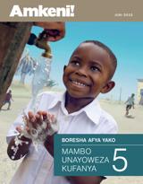 Juni2015| Boresha Afya Yako— Mambo 5 Unayoweza Kufanya